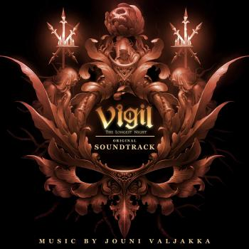 Vigil: The Longest Night Original Soundtrack. Front. Click to zoom.