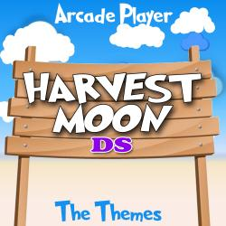 Harvest Moon DS, The Themes - EP. Передняя обложка. Click to zoom.