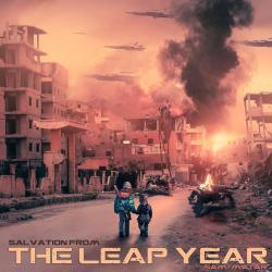 Salvation from the Leap Year - Single. Передняя обложка. Click to zoom.