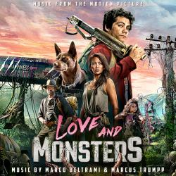 Love and Monsters Music from the Motion Picture. Передняя обложка. Click to zoom.