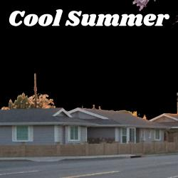 Cool Summer Original Motion Picture Soundtrack. Передняя обложка. Click to zoom.