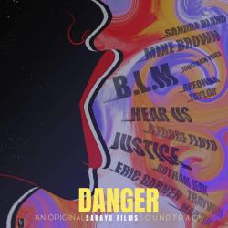 Danger Original Motion Picture Sound Track - Single. Передняя обложка. Click to zoom.
