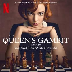The Queen's Gambit Music from the Netflix Limited Series. Передняя обложка. Click to zoom.