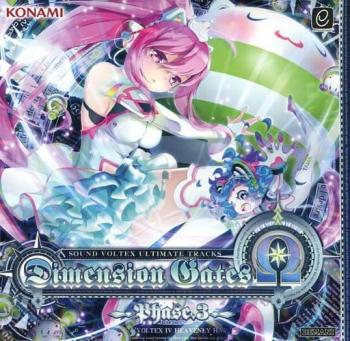 SOUND VOLTEX ULTIMATE TRACKS Dimension Gates Ω -Phase.3-. Front (small). Click to zoom.