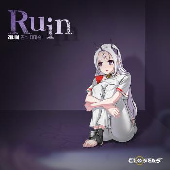 CLOSERS OST: Ruin. Front. Click to zoom.
