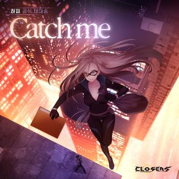 CLOSERS OST: Catch me. Front. Click to zoom.