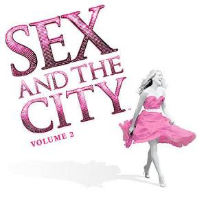 Sex and the City, Vol. 2: More Music. Передняя обложка . Click to zoom.