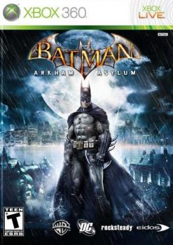 Batman: Arkham Asylum. �������� ������� . Click to zoom.
