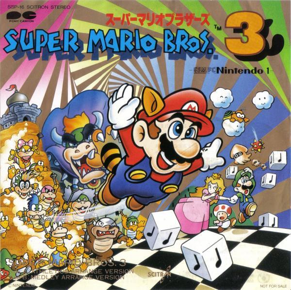 mario bros 3. Super Mario Bros. 3 -G.S.M.