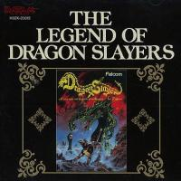 Legend of Dragon Slayers, The. Передняя обложка . Click to zoom.