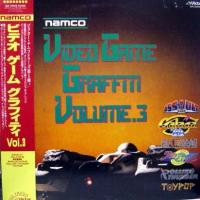Namco Video Game Graffiti Volume 3. Передняя обложка . Click to zoom.