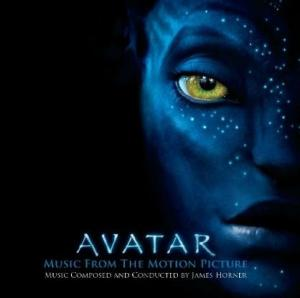 Avatar - Music From The Motion Picture. Передняя обложка . Click to zoom.