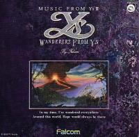 Ys III Wanderers from Ys, Music from. �������� ������� . Click to zoom.
