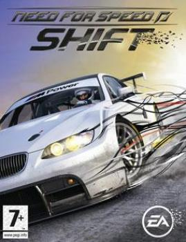 Need for Speed: Shift Original Soundtrack. Передняя обложка . Click to zoom.