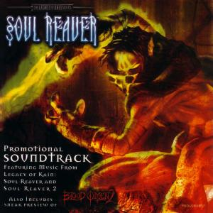 Soul Reaver Promotional Soundtrack. Front. Click to zoom.