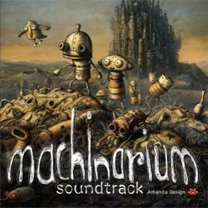 Machinarium Original Soundtrack. �������� ������� . Click to zoom.