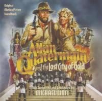 Allan Quatermain and the Lost City of Gold - Original Motion Picture Soundtrack. Буклет . Click to zoom.