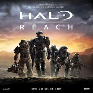 HALO: REACH ORIGINAL SOUNDTRACK. Front. Click to zoom.