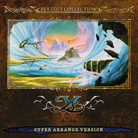 Perfect Collection Ys I II Super Arrange Version. Передняя обложка. Click to zoom.