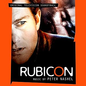 Rubicon Original Television Soundtrack. Лицевая сторона . Click to zoom.