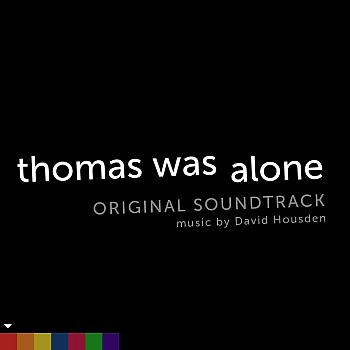Thomas Was Alone - Original Soundtrack. Front. Click to zoom.