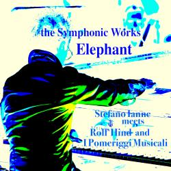 The Symphonic Works: Elephant Remastered. Передняя обложка. Click to zoom.