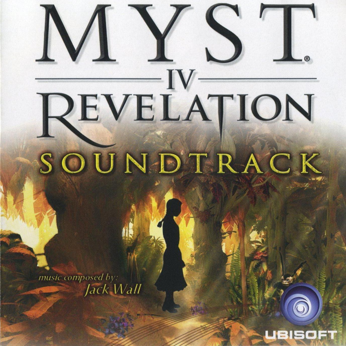 Myst Iv Revelation Soundtrack Soundtrack From Myst Iv