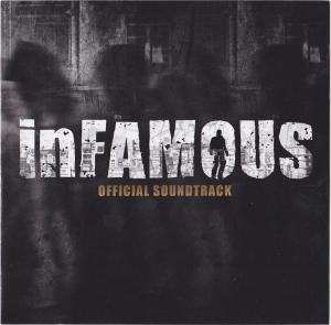Infamous Original Game Soundtrack. Лицевая сторона . Click to zoom.