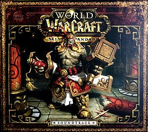 World of Warcraft: Mists of Pandaria Original Soundtrack. Front. Click to zoom.