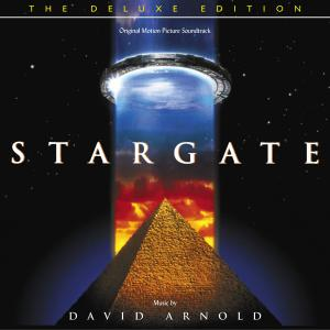 Stargate : The Deluxe Edition (Remastered Soundtrack). Front. Click to zoom.