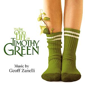 Odd Life of Timothy Green Original Motion Picture Soundtrack, The. ������� ������� . Click to zoom.