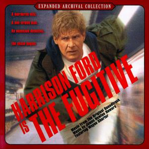 The Fugitive Expanded Original Motion Picture Soundtrack. Лицевая сторона. Click to zoom.