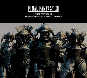 FINAL FANTASY XII Original Soundtrack & Piano Collections. Front. Click to zoom.