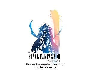 FINAL FANTASY XII Original Soundtrack. Front. Click to zoom.