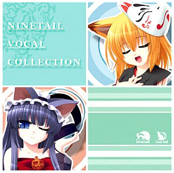 NINETAIL VOCAL COLLECTION 1. Front (small). Click to zoom.
