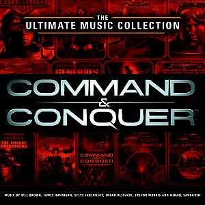 Command & Conquer: The Ultimate Music Collection. ������� ������� . Click to zoom.