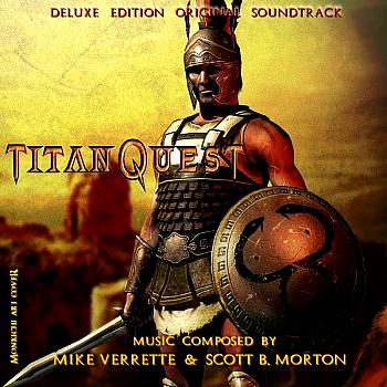 Titan Quest Official Soundtrack. Front. Click to zoom.