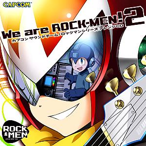 We are ROCK-MEN! 2. Front. Click to zoom.