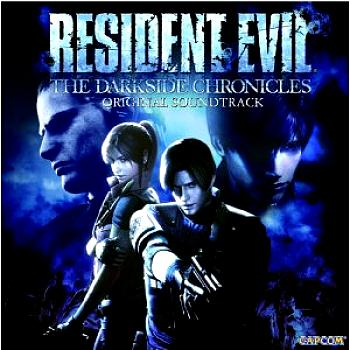 Resident Evil: The Darkside Chronicles Original Soundtrack. Front. Click to zoom.
