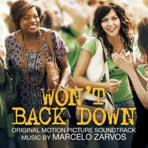 Won't Back Down Original Motion Picture Soundtrack. Front. Click to zoom.