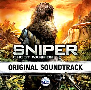Sniper: Ghost Warrior Original Soundtrack. Лицевая сторона . Click to zoom.