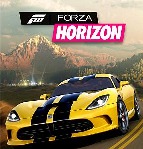 Forza Horizon Soundtrack. Лицевая сторона. Click to zoom.