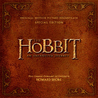 Hobbit: An Unexpected Journey Original Motion Picture Soundtrack Special Edition, The. Передняя обложка. Click to zoom.
