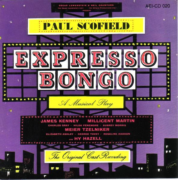 Paul Scofield - Expresso Bongo