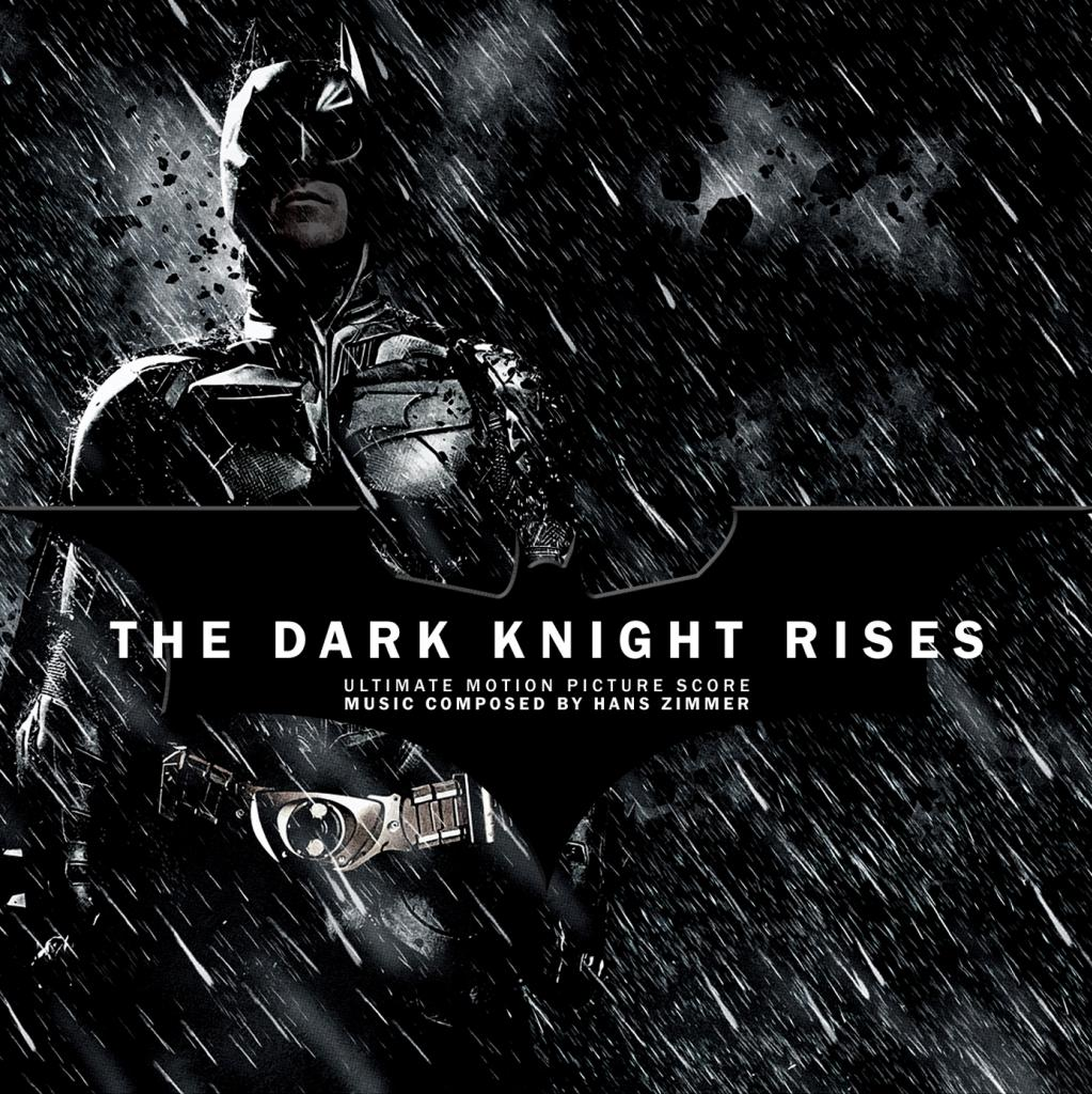 Room 215 Rip Ost: The Dark Knight Rises Ultimate Motion Picture Score