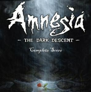 Amnesia: The Dark Descent. Лицевая сторона . Click to zoom.