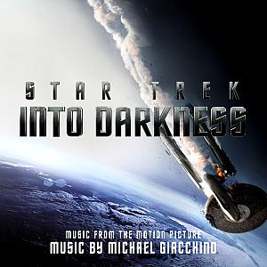 Star Trek Into Darkness - Original Motion Picture Soundtrack. Лицевая сторона . Click to zoom.
