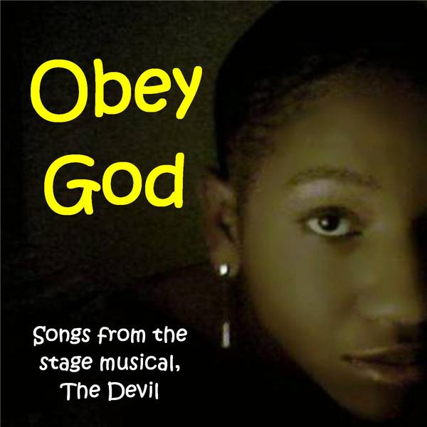 Obey God. Передняя обложка. Click to zoom.