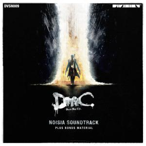 DmC: Devil May Cry Noisia Soundtrack. Лицевая сторона . Click to zoom.
