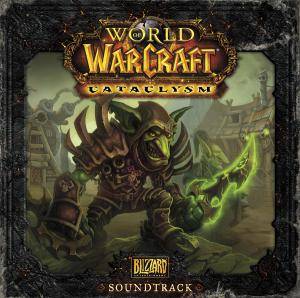 World of Warcraft: Cataclysm Soundtrack. Лицевая сторона. Click to zoom.